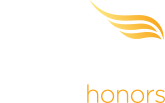 Logo vertical 'Altrum Honors'